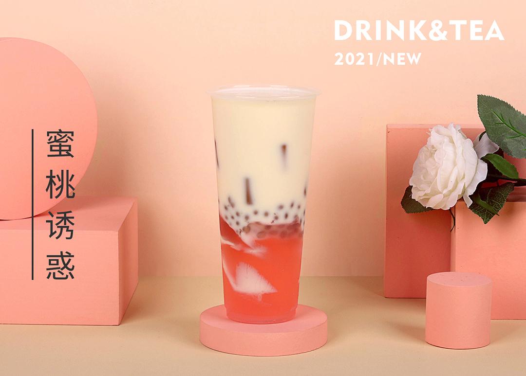 玫瑰冻做法:玫瑰牛乳茶配方